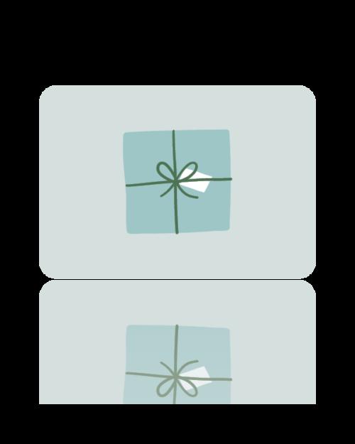 Presentkort Fräken Fräken Form